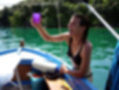 Lago de Bolsena com guia oficial