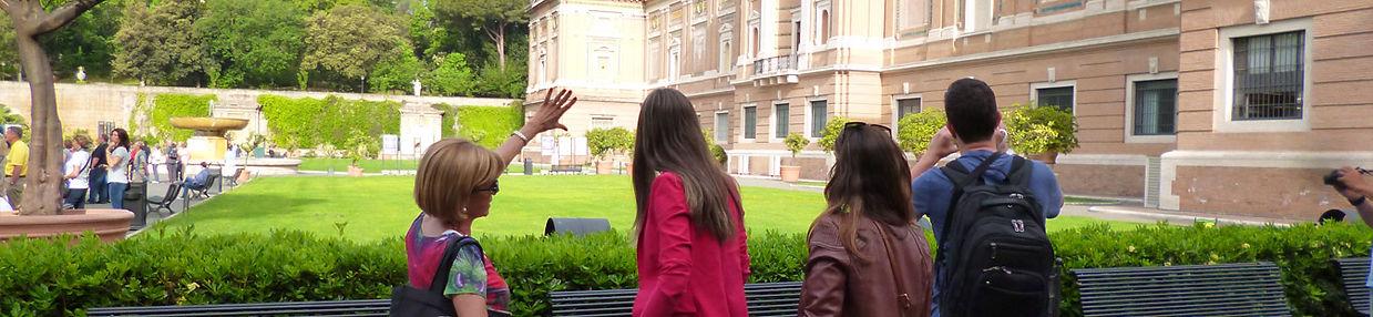 Jardim dos Museus Vaticanos