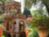 Jardim público, Taormina, Sicilia, city tours com guia particular em português