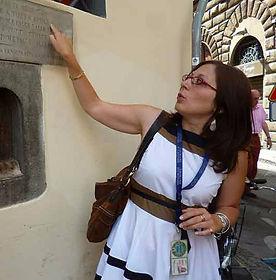 Guia particular em Florença