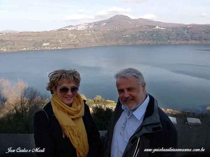 Aniversário de Casamento na Itália