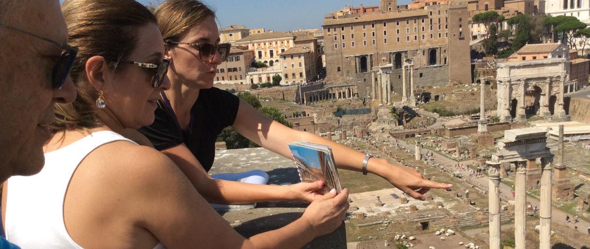 Passeios Roma - guia credeciada