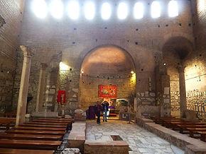 Basílica Subterrânea de Santa Domitilla