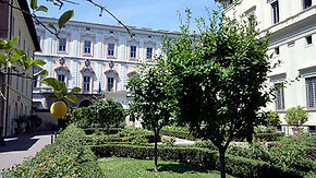 Villa Farnesina, Passeio em Trastevere, Roma