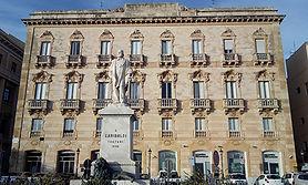 Praça Garibaldi, Trapani, Sicilia
