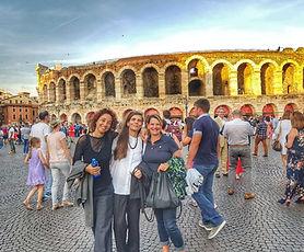 Sao Zeno, City Tour em Verona em português, guia particular