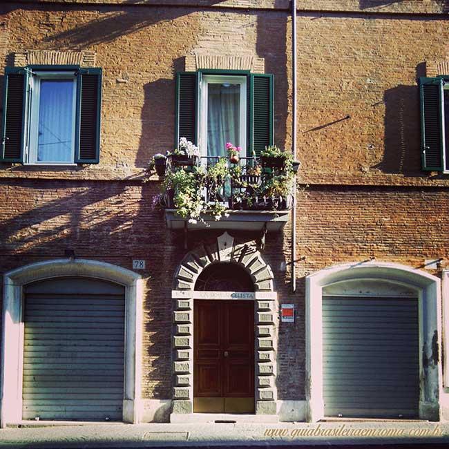 Onde ficar em Roma: zona Vaticana, Borgo Pio