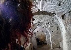 Passeio Nápoles subterrânea