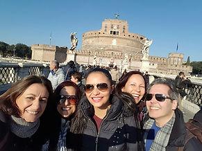 Castel Sant'Angelo com gui oficia