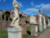 Casa das Vestais, Fórum Romano com guia oficial