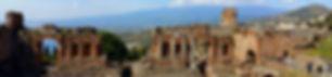 Trapani vista do Monte São Juliano