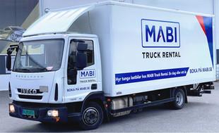Distributionsbil Max. 2200 kg
