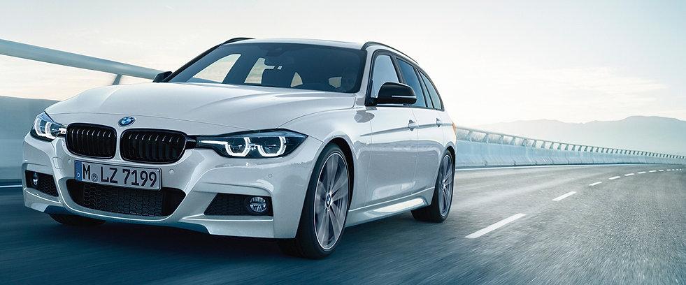 BMW 330ix touring