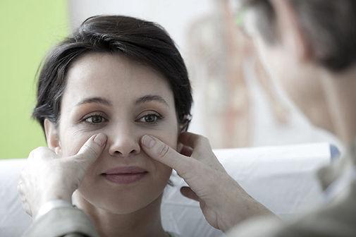 Chirurgie du nez, septoplastie, cloison cornet nasal, sinusite aigue ou chronique, méatotomie, ethmoïdectomie