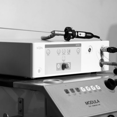 Vidéo endoscopie ORL
