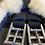 Thumbnail: Mattes Crescent Girth Short w. Detachable Cover