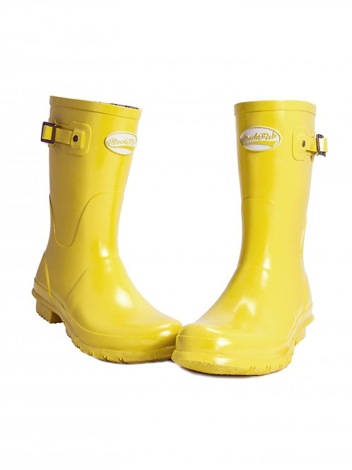 ROCKFISH Short Gloss Wellies