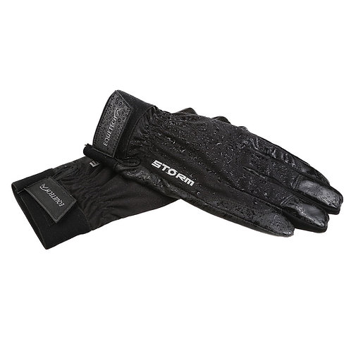 Equetech Storm Waterproof Riding Gloves