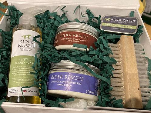 Rider Rescue Gift Box Set
