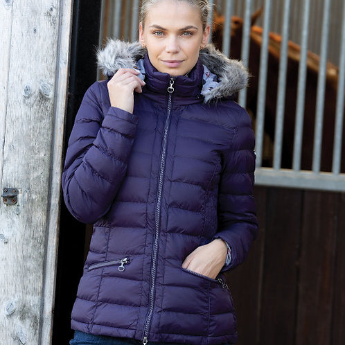 ASHRIDGE QUILTED SHOWER PROOF JACKET