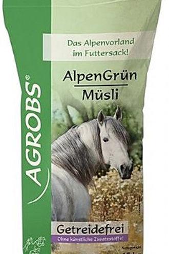 AGROB AlpenGrün Müsli