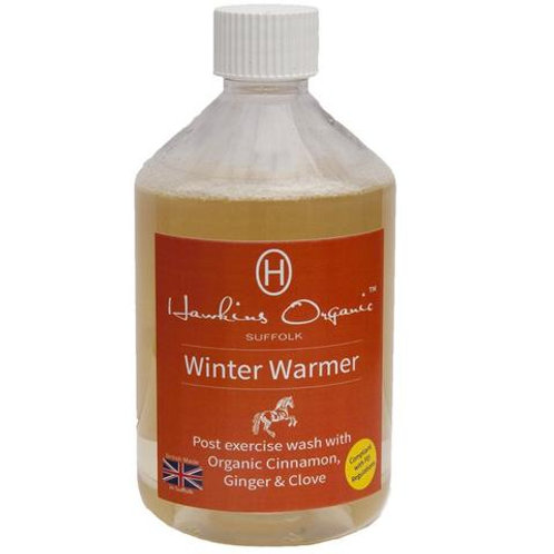 Hawkins Organic - Winter Warmer - After Exercise Warming Wash