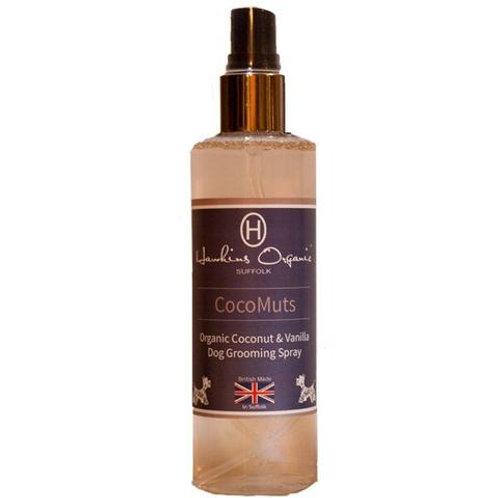 Hawkins Organic 'CocoMuts' Coconut and Organic Vanilla Dog Deodorant & Grooming