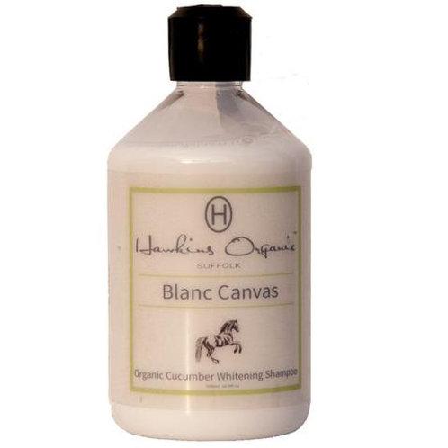 Hawkins Organic Blanc Canvas Natural Whitening Shampoo