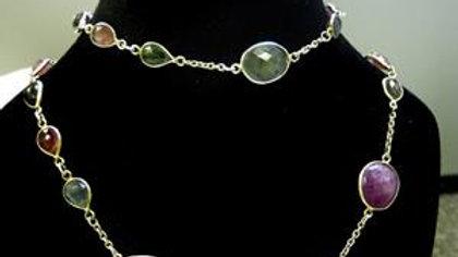I'm Tourmaline necklace.
