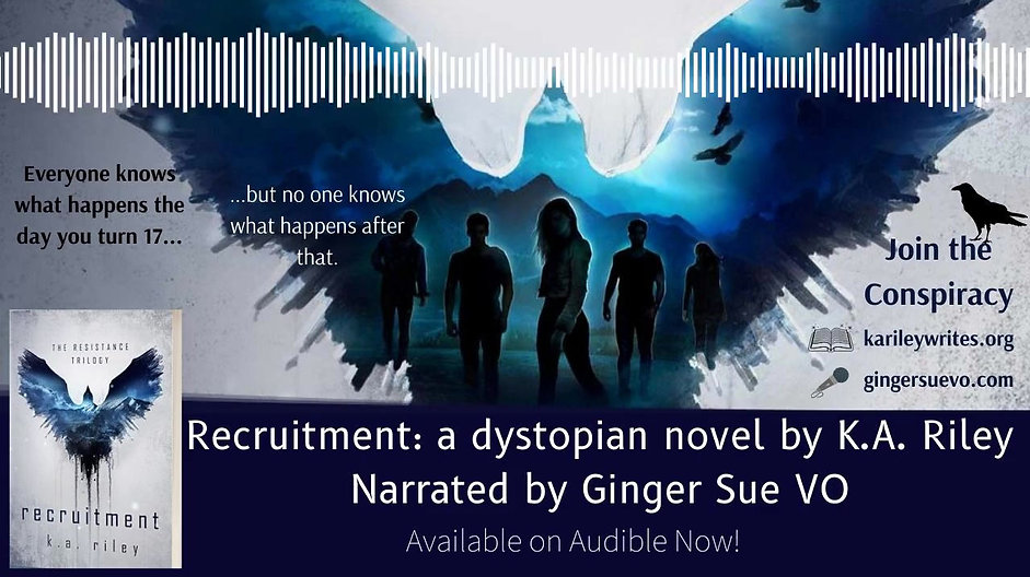 Recruitment Audio Book Sample