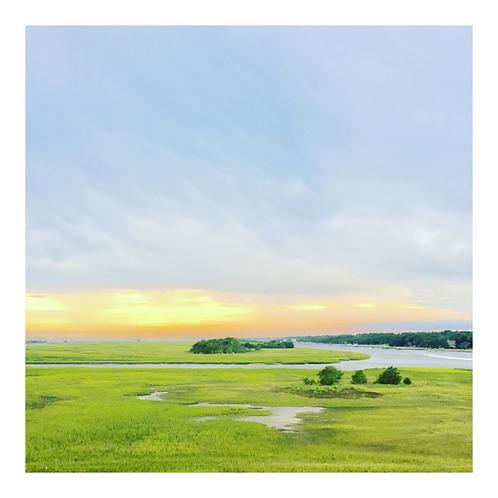 Jink's Creek Marsh, Ocean Isle Beach | Print