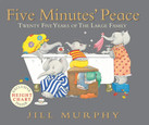 Five Minutes' Peace by Jill Murphy | Books for Little Readers