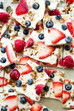 Frozen Yogurt Bark with Berries