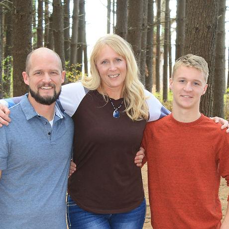 Cory & Family