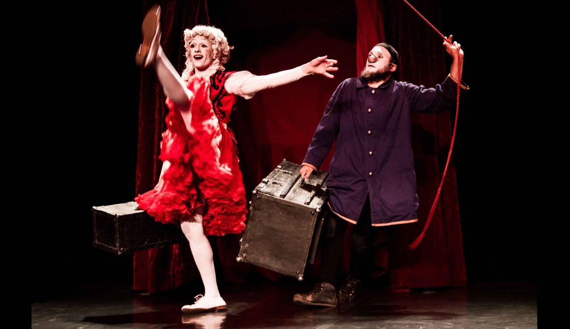 Les Rois Vagabonds, Concerto pour deux clowns, Août 2020