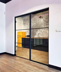 Drzwi loft