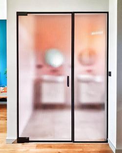 Drzwi loftowe szkło master