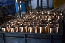 Valve castings gumetal