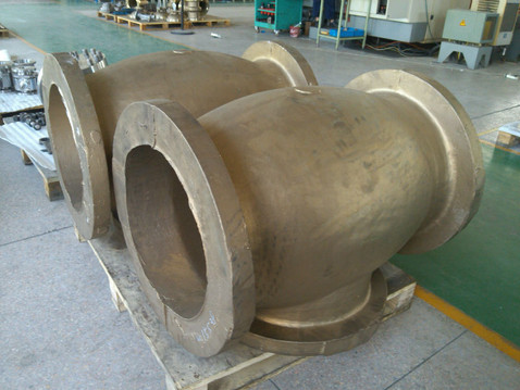 Nickel Aluminium Bronze Valve Body
