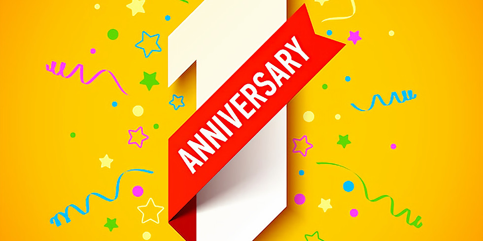 RSP's 1st Anniversary!