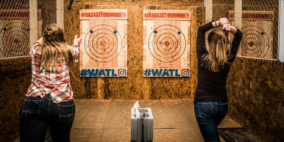 Axe Throwing with RSP