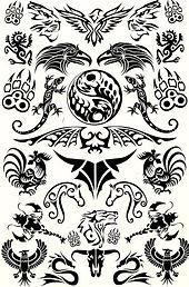 Geyşa Koi Samuray Dövmeleri