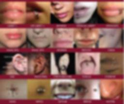 istanbul piercing modelleri