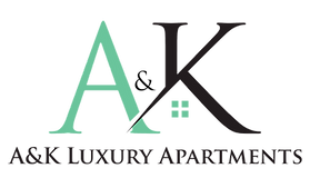 A&K Luxury Apartments Logo