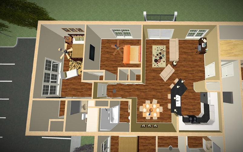 2 Bedroom Apartment Rental