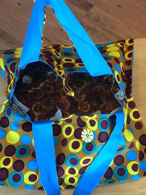 sac pour transporter tartes plats desserts quand on est invité