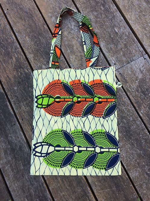 tote original africain textile cadeau