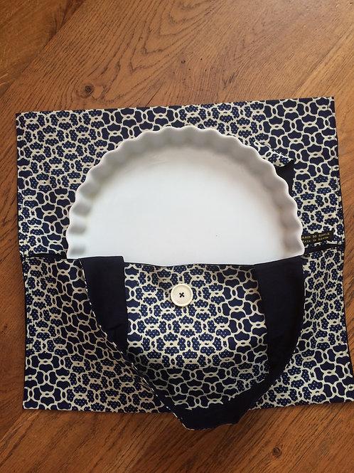 cadeau original noel emballage tissu pas cher