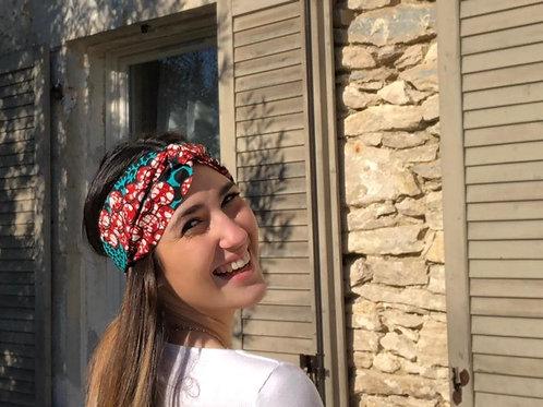 headband chouchou original africain wax