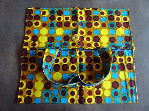 sac à gâteau transporter tarte cuisine accessoire artisanal atelier de couture boubou
